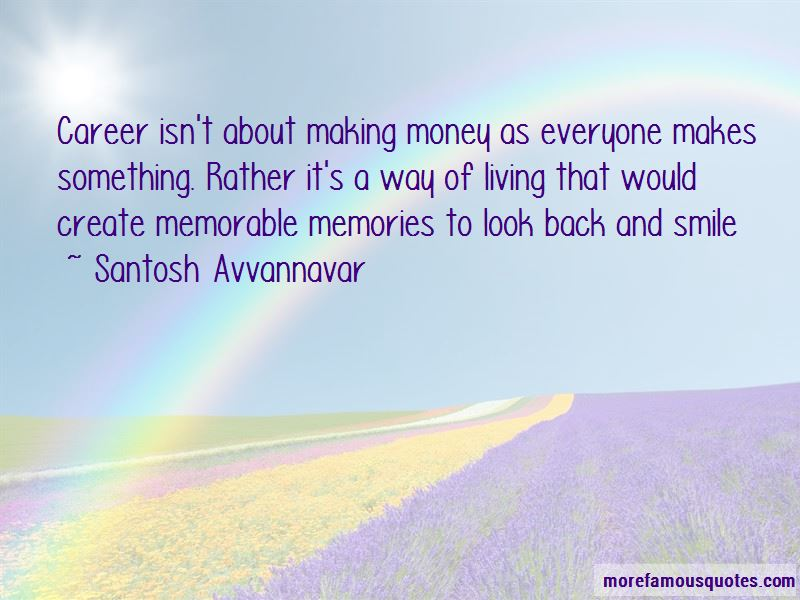 Quotes About Memorable
