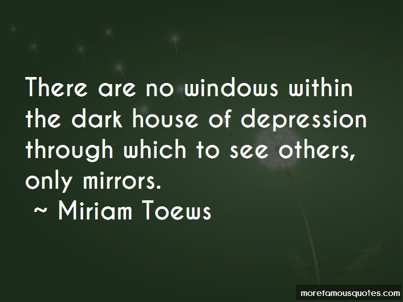 Quotes About Mirrors And Windows