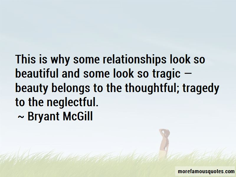 Quotes About Neglectful Relationships