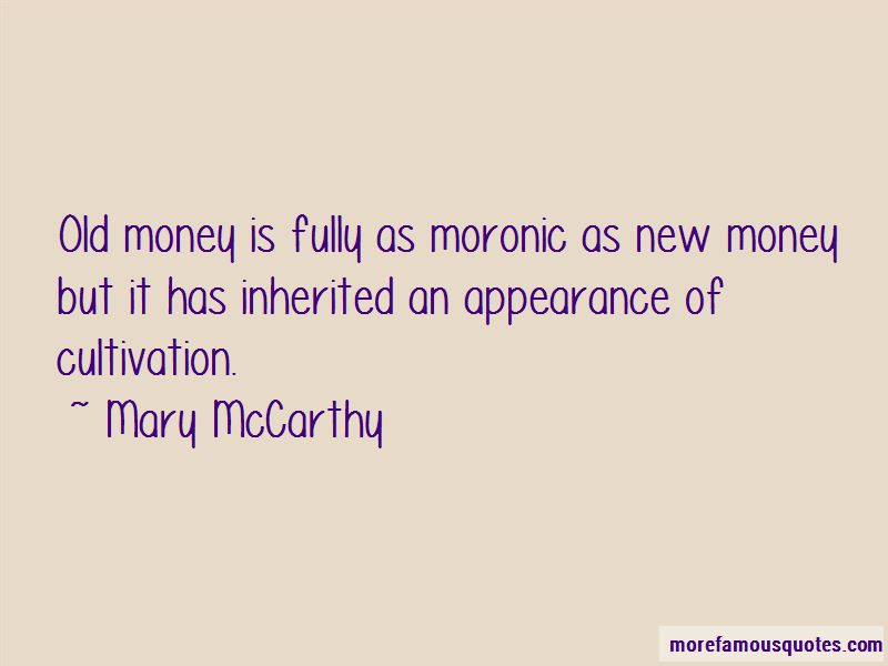 New Money And Old Money Quotes Pictures 2