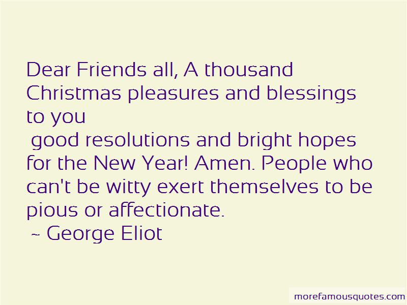 Quotes About New Year Blessings: top 2 New Year Blessings quotes ...