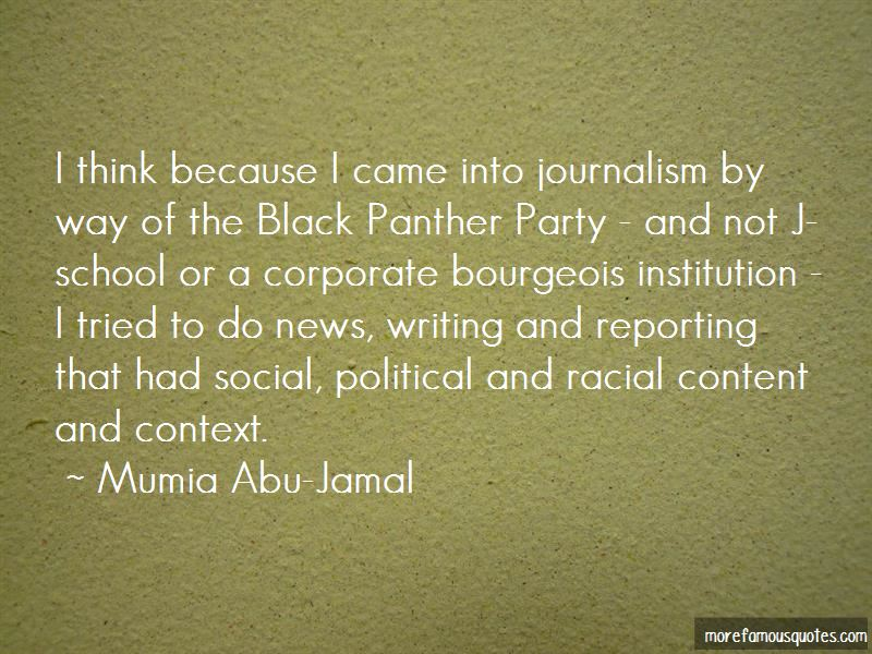 Quotes About News Writing