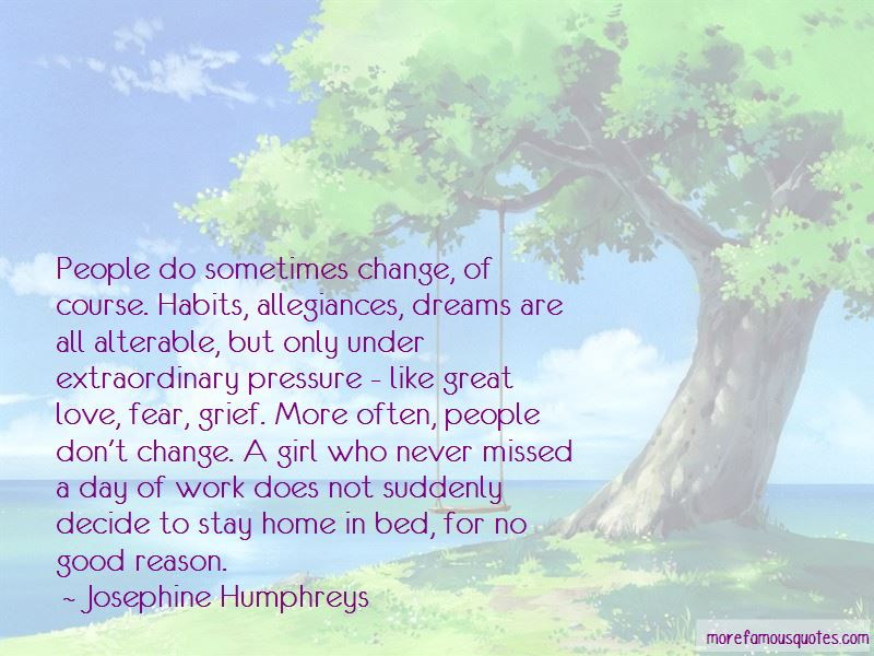 Quotes About Not Fear Of Change