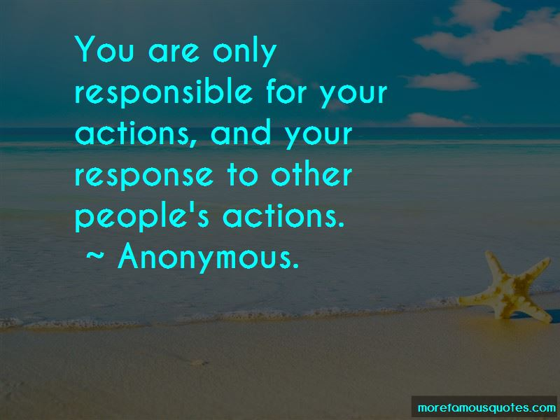 Other People's Actions Quotes Pictures 4