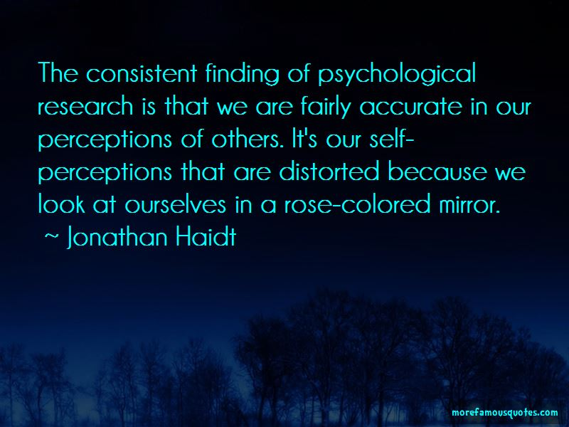 Quotes About Perceptions Of Others