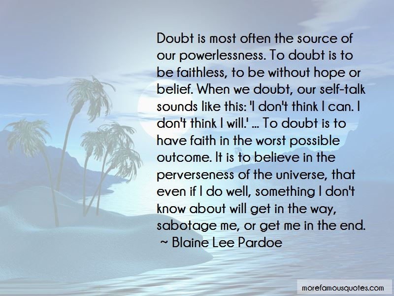 Quotes About Perverseness