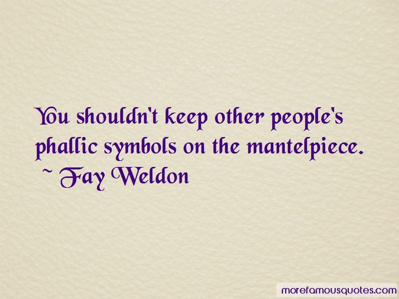 Quotes About Phallic Symbols