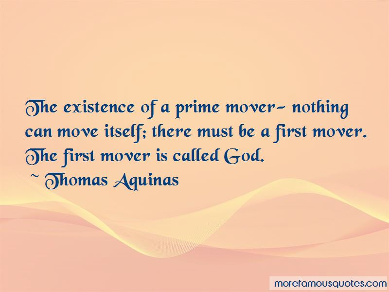 Prime Mover Quotes Pictures 2