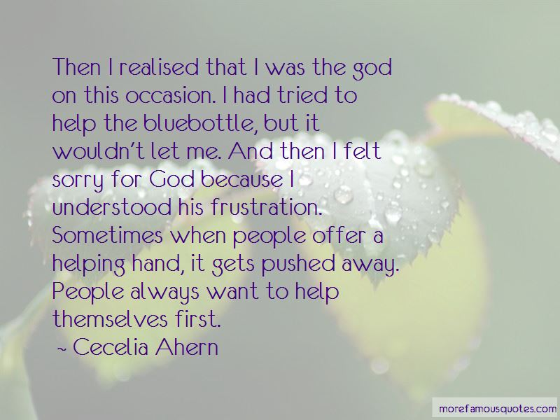 Quotes About Pushed Away