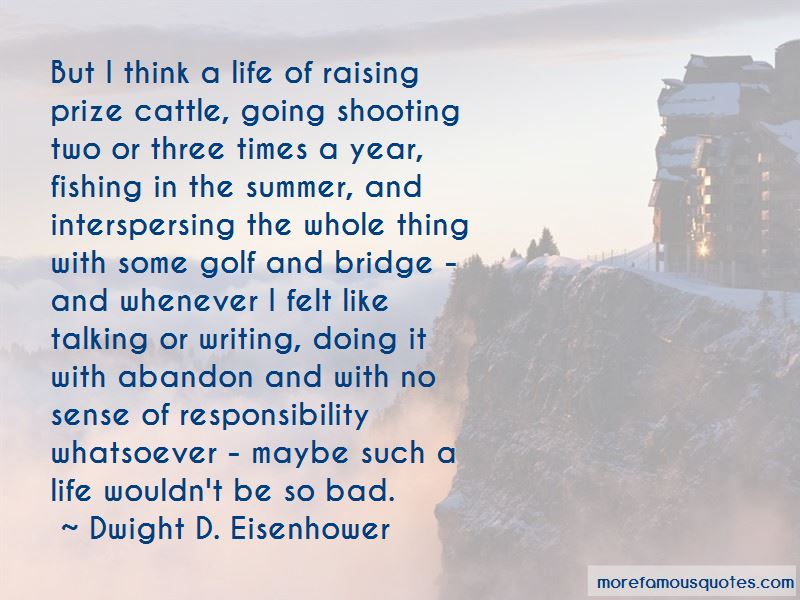 Quotes About Raising Cattle