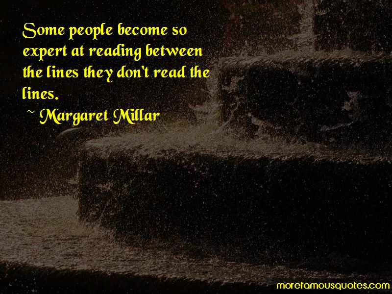 Quotes About Reading Between The Lines