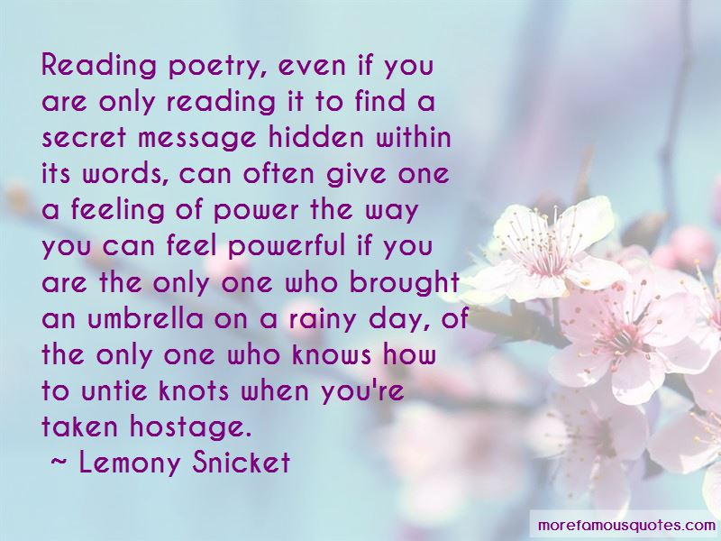 Quotes About Reading On A Rainy Day