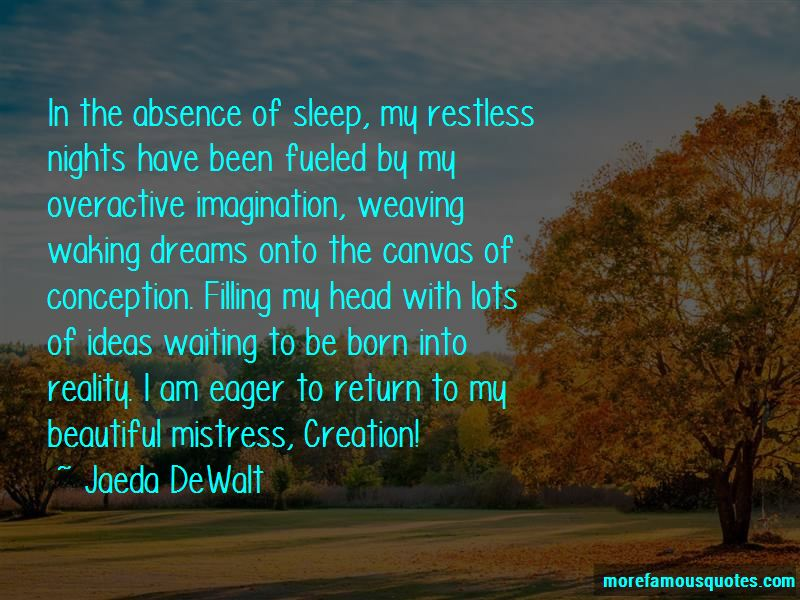 Restless Nights Quotes Pictures 3