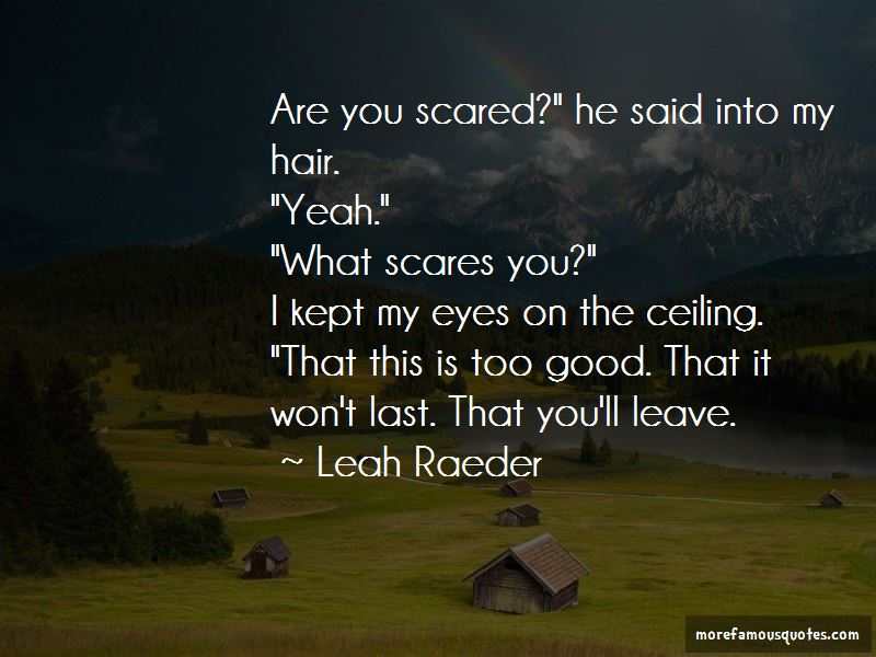 Scared Quotes Pictures 2