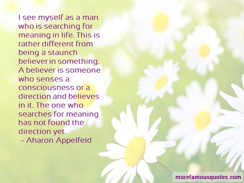 Quotes About Searching For Meaning In Life
