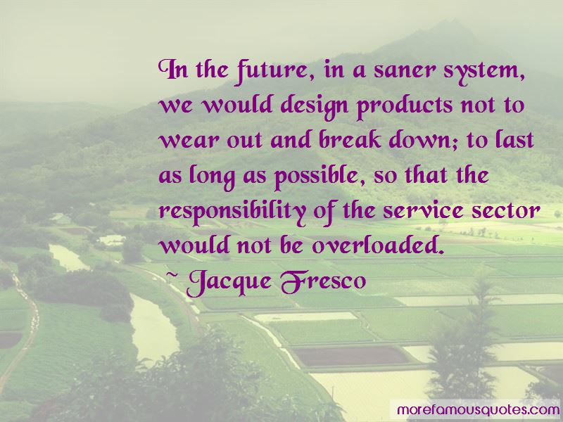 Quotes About Service Sector