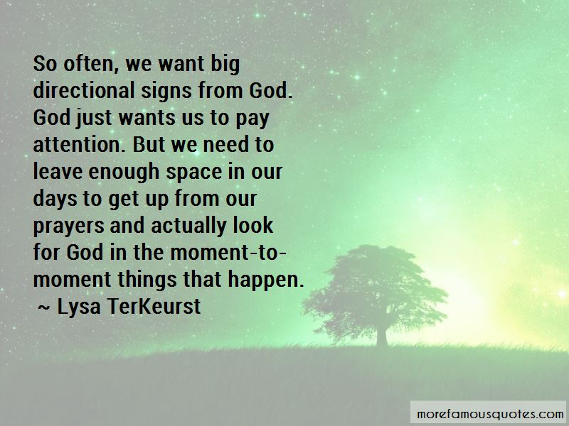 Signs From God Quotes Pictures 4