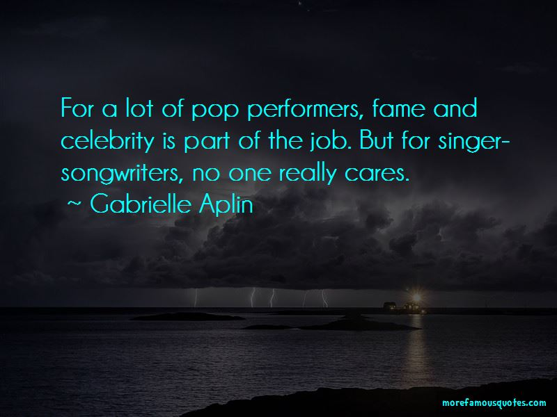 Singer-songwriters Quotes Pictures 2