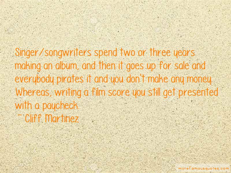 Singer-songwriters Quotes Pictures 3