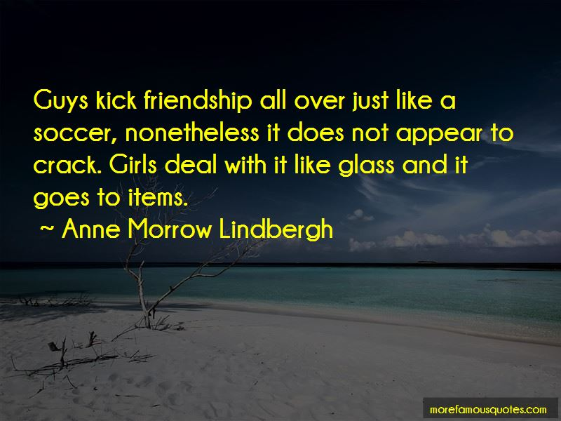 Quotes About Soccer And Friendship