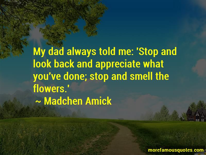 Quotes About Stop And Smell The Flowers
