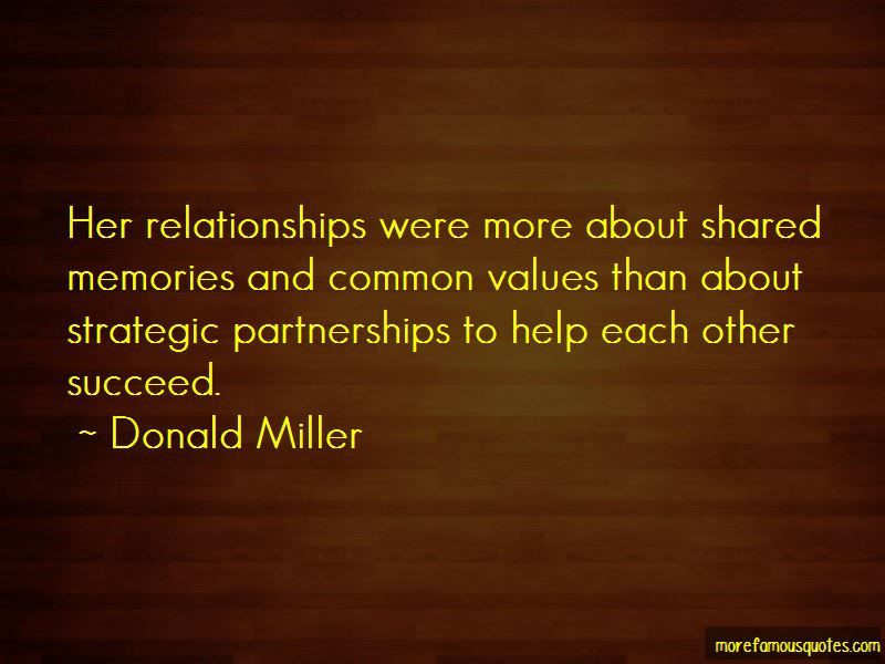 Strategic Partnerships Quotes Pictures 2