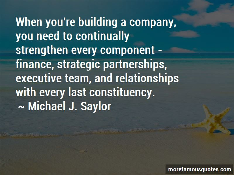 Strategic Partnerships Quotes Pictures 3
