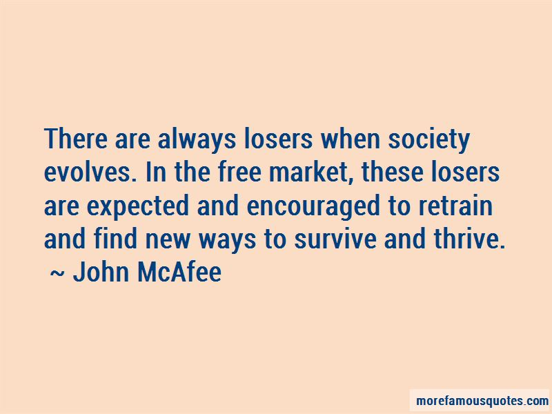 Quotes About Survive And Thrive