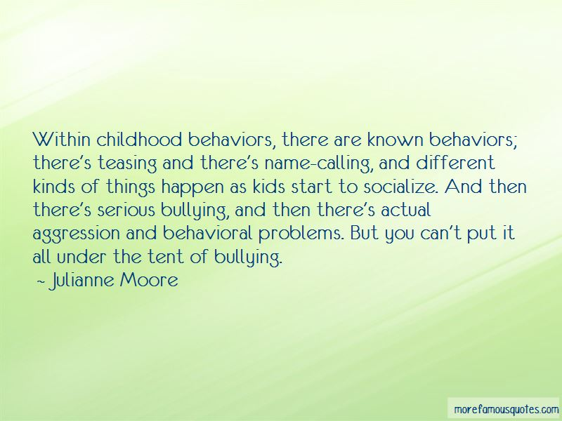 Quotes About Teasing And Bullying
