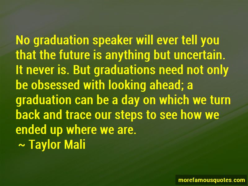 quotes about the future and graduation top the future and
