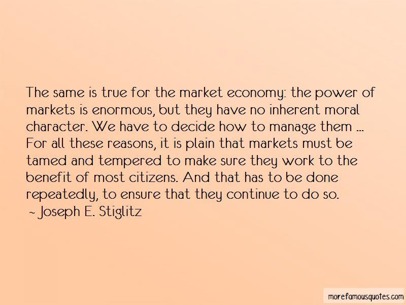 The Market Economy Quotes Pictures 3