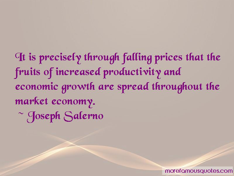 Quotes About The Market Economy