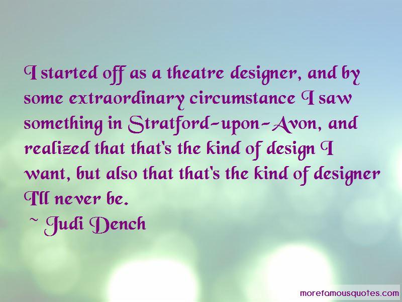 Theatre Design Quotes Pictures 2