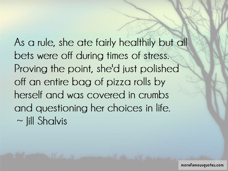 Quotes About Times Of Stress