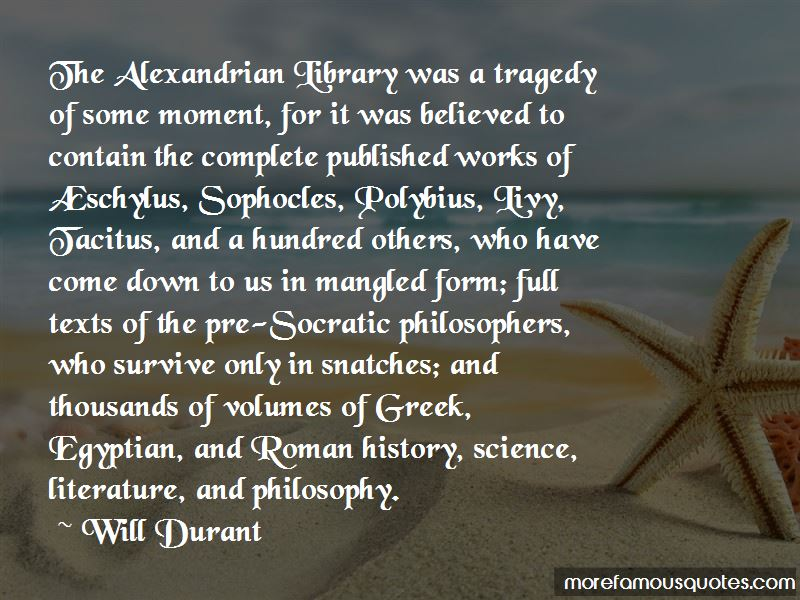 Tragedy In Literature Quotes Pictures 3