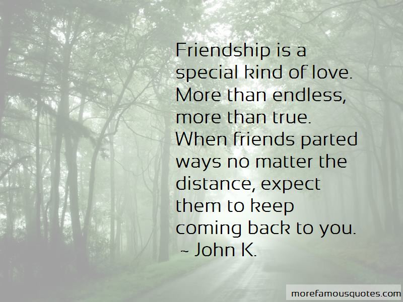 Quotes About True Friends And Distance
