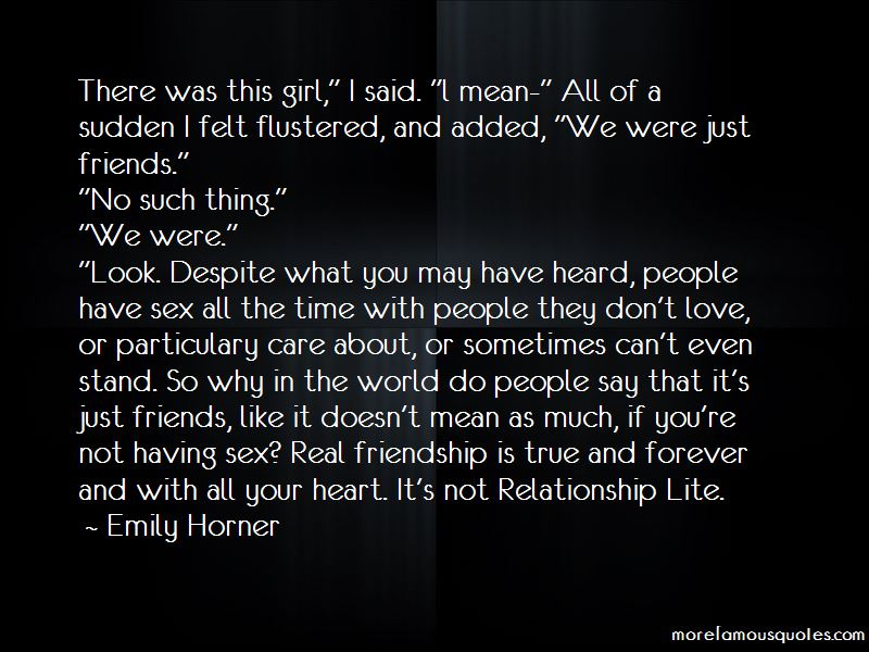 Quotes About True Girl Friends