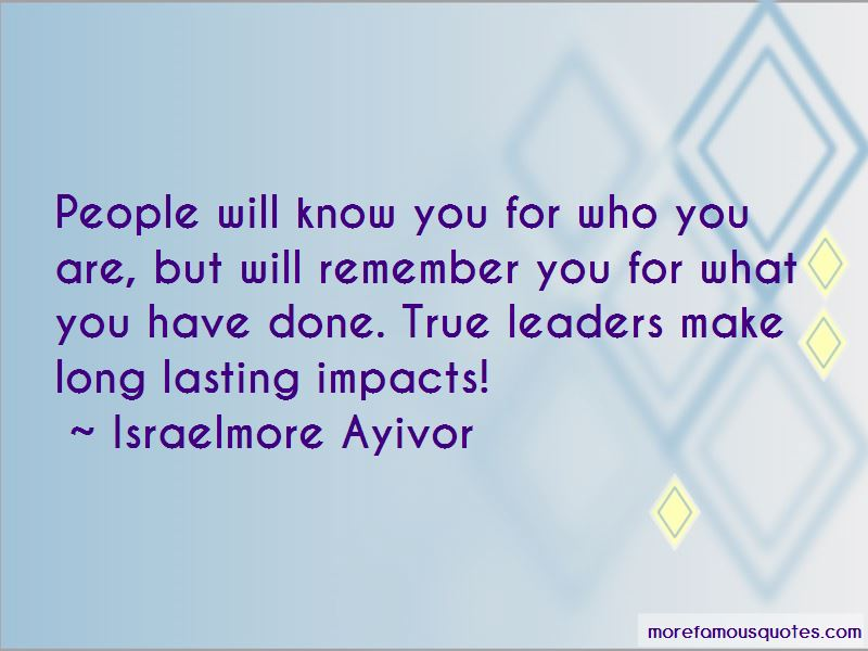 True Leaders Quotes Pictures 2