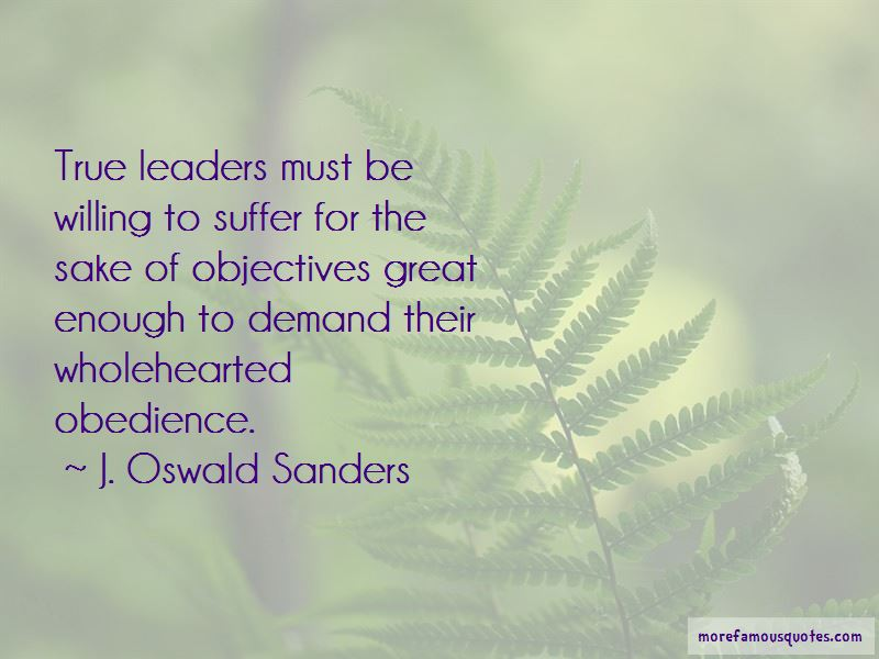 True Leaders Quotes Pictures 3
