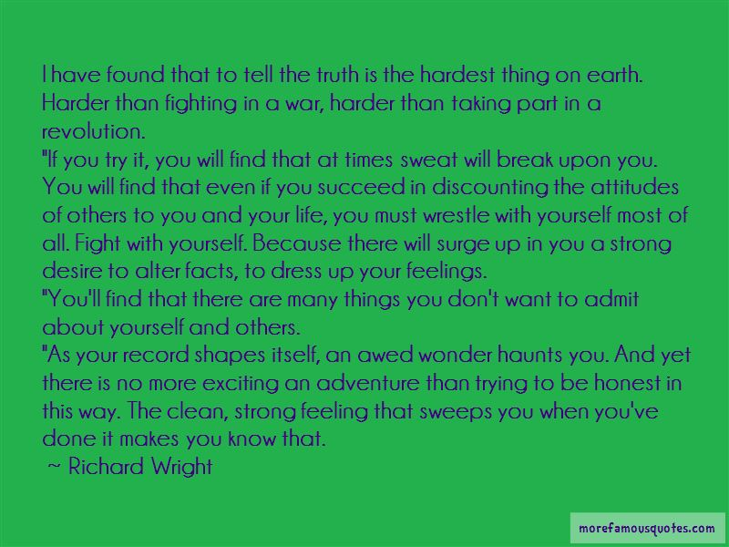 Quotes About Trying Harder Than Others