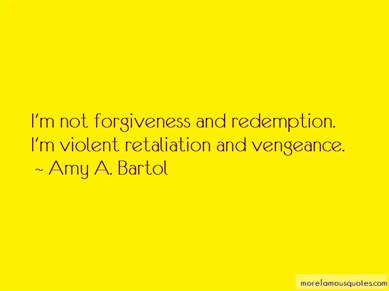 Quotes About Vengeance