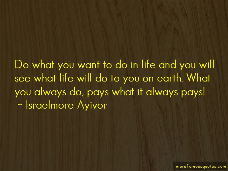 Quotes About What You Want To Do In Life