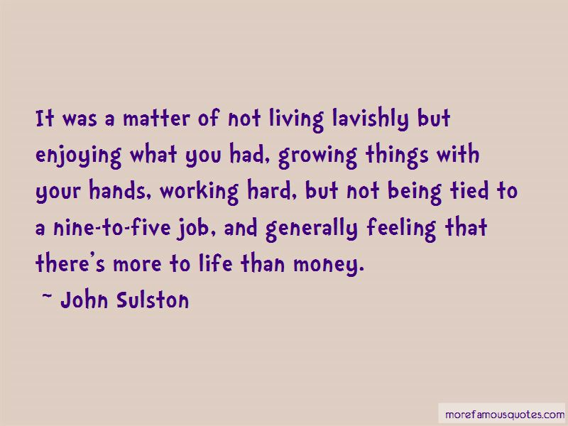 Working Hard For Your Money Quotes Pictures 3