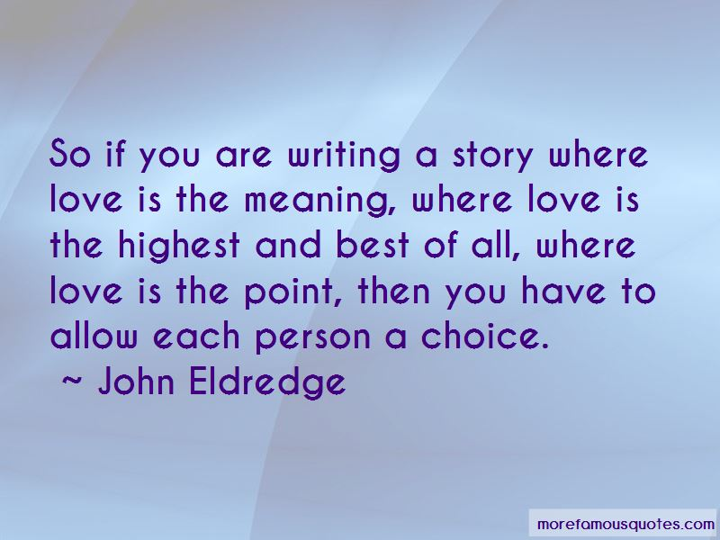 Writing A Love Story Quotes Pictures 4