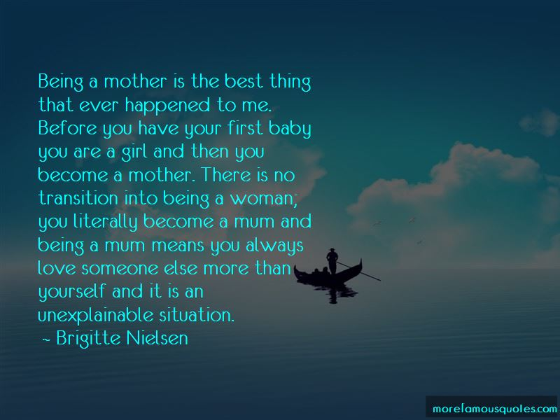 Your First Baby Girl Quotes Pictures 2