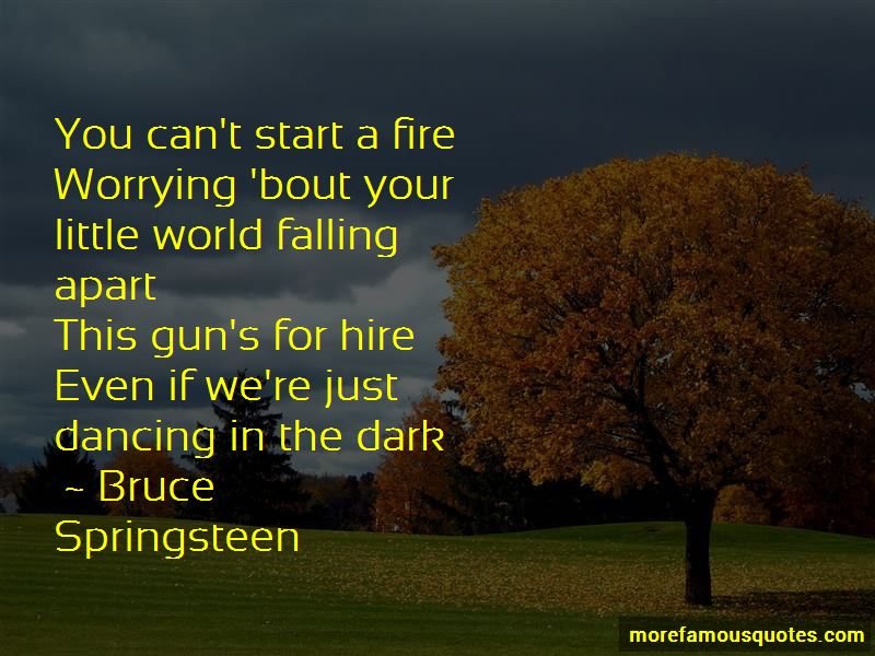 Your World Falling Apart Quotes Pictures 2
