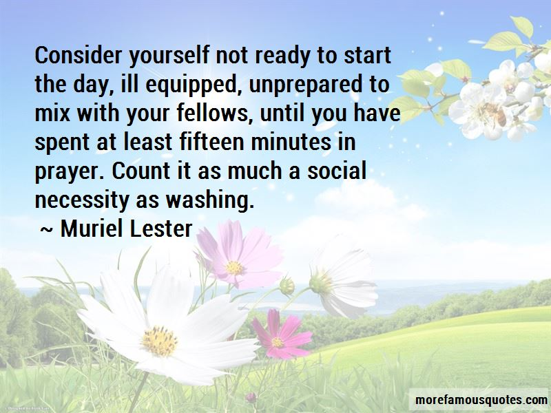 Ready To Start The Day Quotes