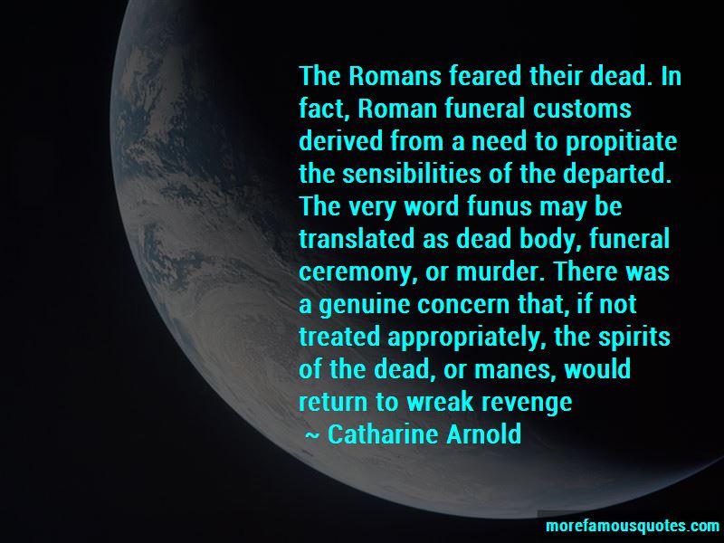 Roman's Revenge Quotes
