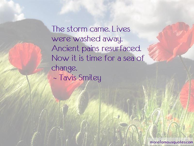 Sea Of Change Quotes