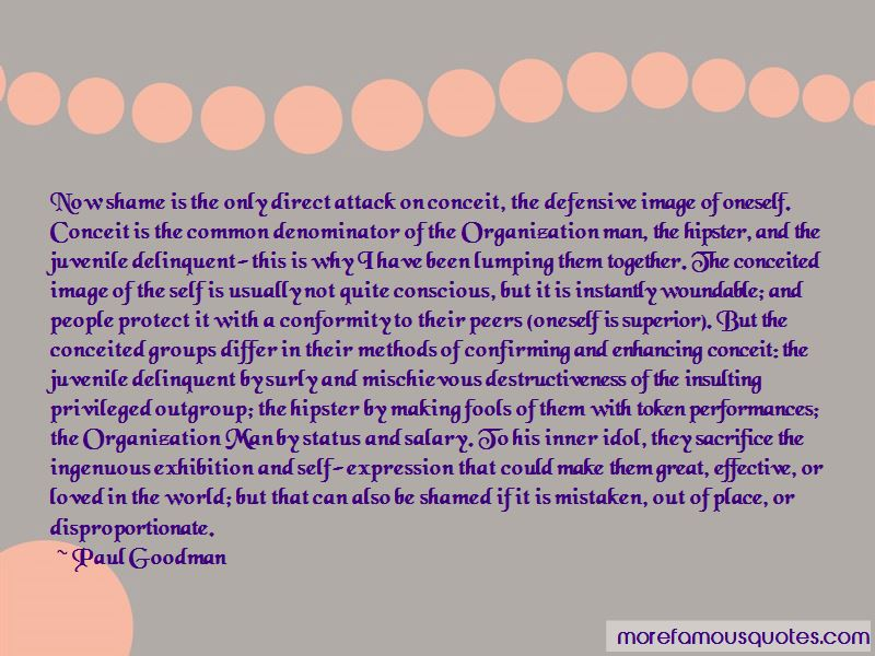 Status Conscious Quotes Pictures 4